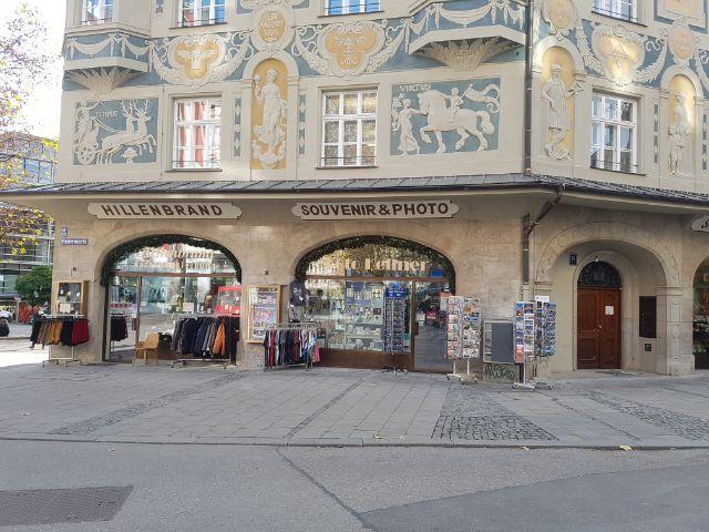 Das Ruffinihaus am Rindermarkt nach seiner Renovierung., Foto: Michaela Mühlbauer