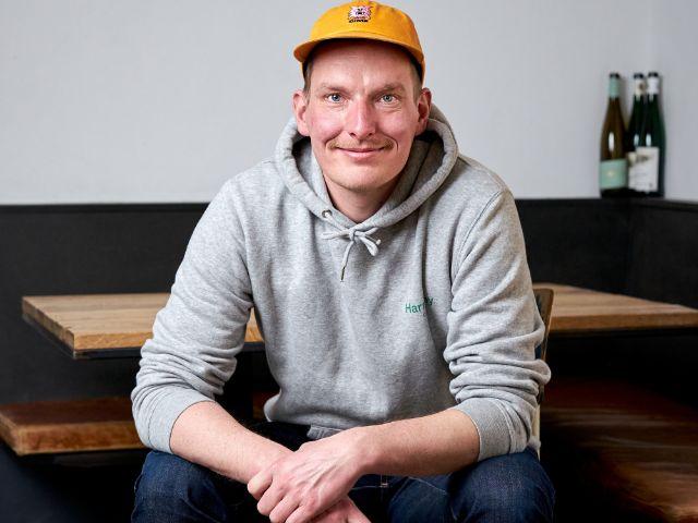 Der Betreiber der Spezlwirtschaft, Philipp Hanrieder, Foto: Maria Pinzger