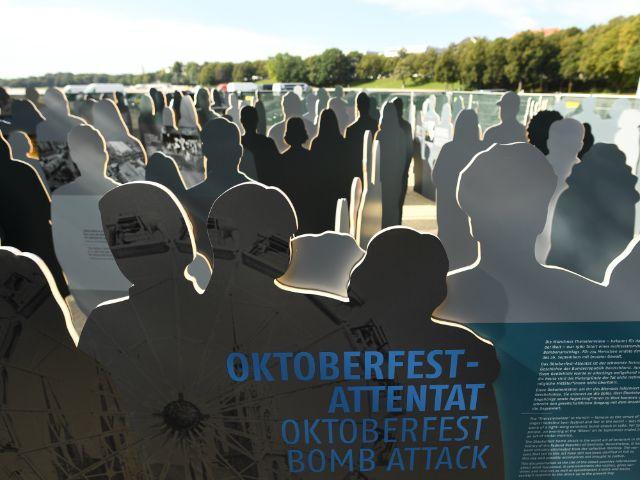 Dokumentation Oktoberfest-Attentat, Foto: Landeshauptstadt München / Kulturreferat