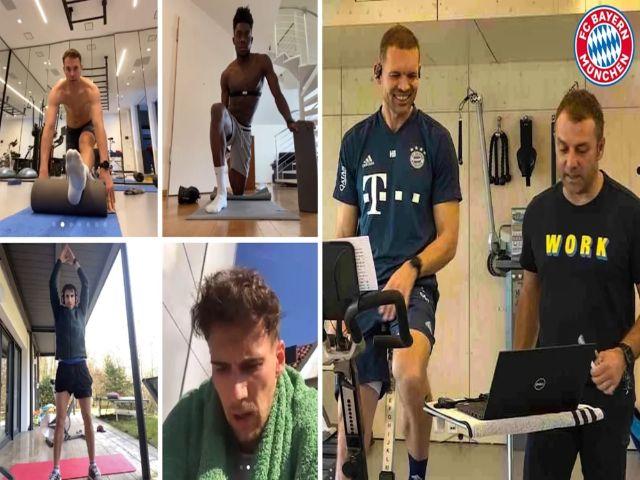 , Foto: Screenshot: FC Bayern München