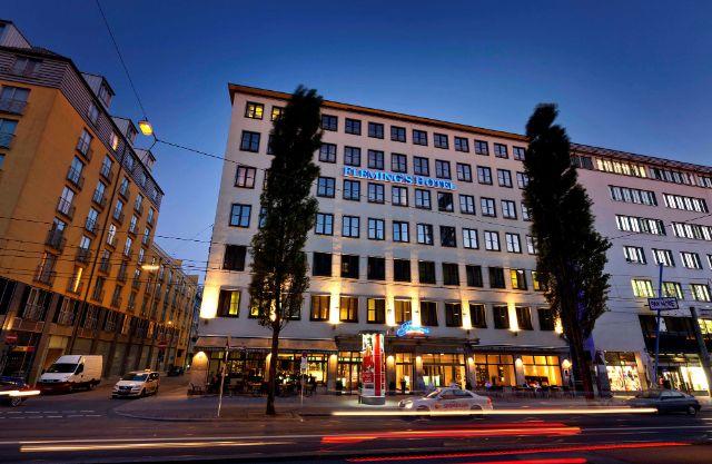 Das Fleming's Hotel München Hauptbahnhof, Foto: Fleming's Hotels