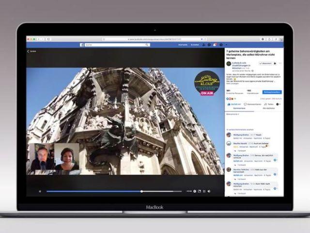 Virtuelle Stadtführungen mit Synthia und Tobias von Lola & Ludwig, Foto: Lola & Ludwig Stadtführungen