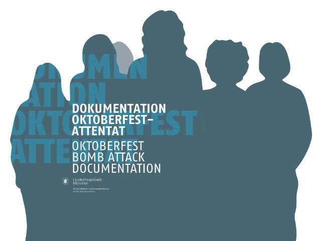 Dokumentation Oktoberfest-Attentat, Foto: Gestaltungsbüro Müller-Rieger