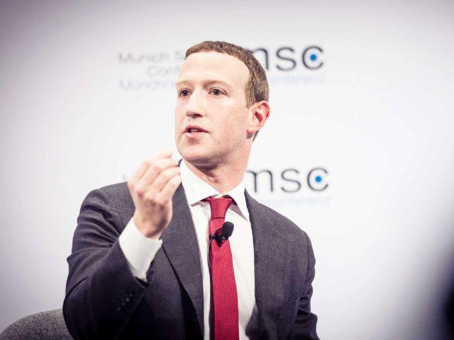 Mark Zuckerberg, Foto: MSC/Kuhlmann