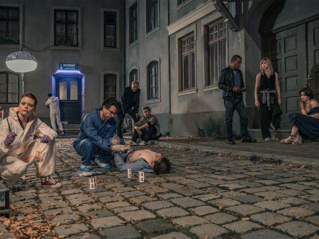 "Szene aus ""Soko München - Countdown"", Foto: ZDF/Markus Sapper"