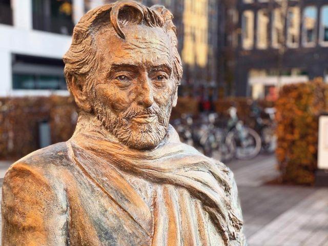 Denkmal für Helmut Dietl am Schwabinger Tor, Foto: Anette Göttlicher