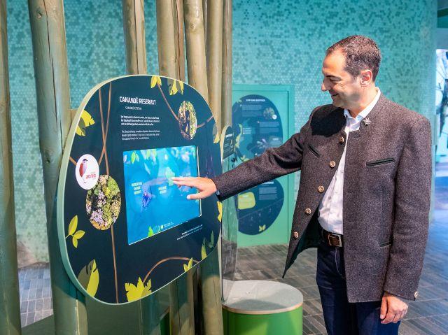 Rasem Baban, Foto: Tierpark Hellabrunn/ Lennart Preiss