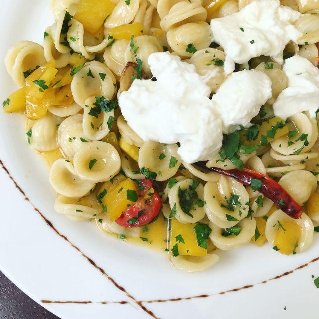 Italienische Pasta, Foto: Anette Göttlicher