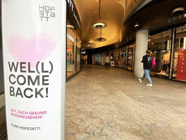 Welcome back: Die HOFSTATT, Foto: Anette Göttlicher