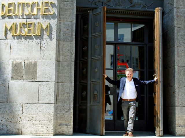 Das Deutsche Museum öffnet wieder., Foto: Deutsches Museum