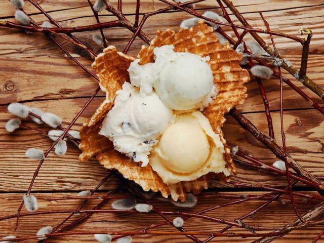 Eis von der Starnberger Eiswerkstatt, Foto: Starnberger Eiswerkstatt