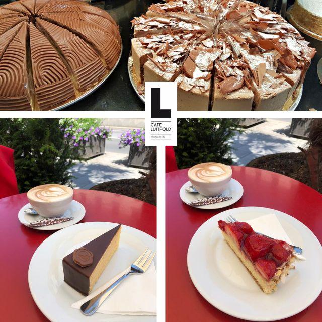 Kuchenaktion im Café Luitpold, Foto: Café Luitpold