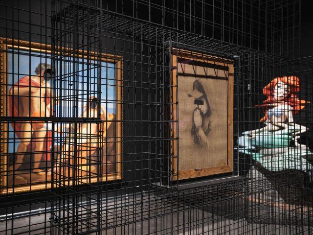 Ausstellung im MUCA Museum of Contemporary Art, Foto: MUCA