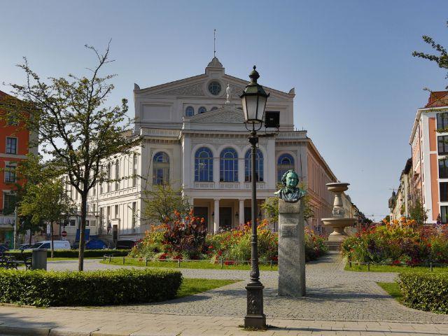 Das Staatstheater am Gärtnerplatz, Foto: Christian Pogo Zach