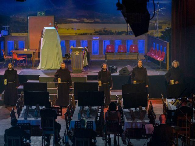 Impressionen aus dem Festsaal, Foto: Paulaner/Frank Achim Schmidt