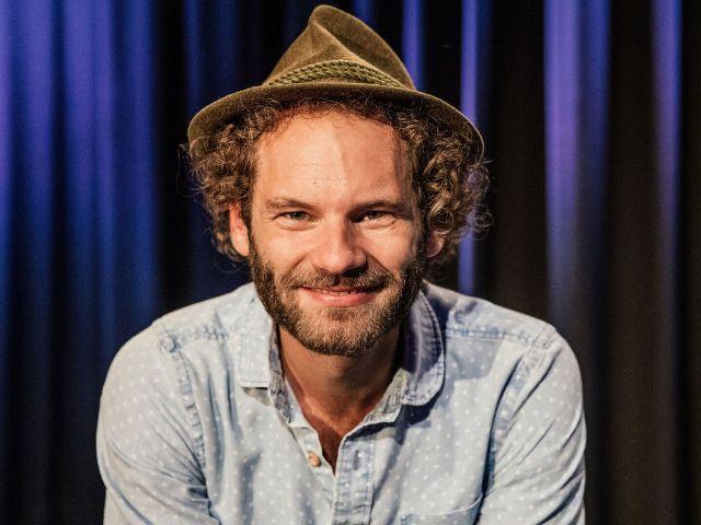 Maxi Schafroth ist seit 2019 Fastenprediger auf dem Nockherberg, Foto: BR / Fabian Stoffers