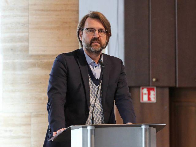 Florian Kraus, Foto: Michael Nagy/Presseamt München