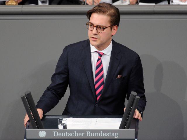 Stephan Pilsinger (CSU), Foto: Deutscher Bundestag/Achim Melde