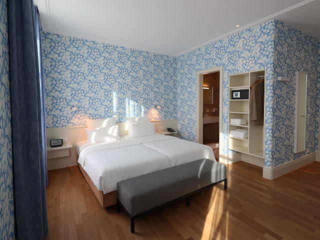 Zimmer im Design Hotel Stadt Rosenheim, Foto: Design Hotel Stadt Rosenheim