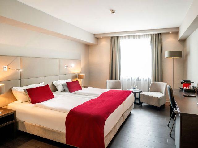 Zimmer im Hotel Marc in München, Foto: markushuber.net