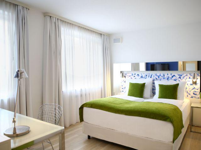 Ein Premium-Zimmer im Hotel München City Center by Melia, Foto: HOTEL MÜNCHEN CITY CENTER affiliated by Meliá