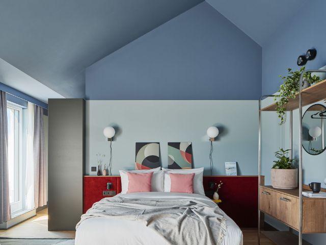 Ein Zimmer im Hotel Schwan Locke, Foto: Lennart Wiedemuth