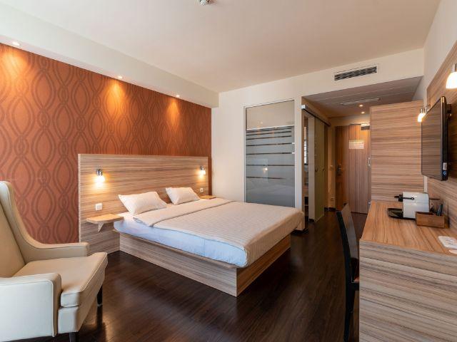 Ein Superior-Zimmer im Star G Hotel Premium in München, Foto: Star G Hotel Premium München