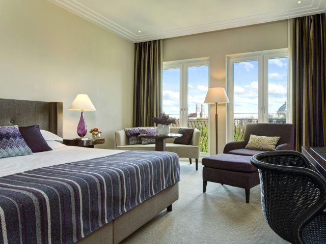 Zimmer im The Charles Hotel, Foto: Hotel Photography