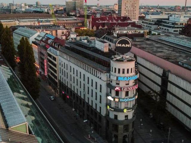 Das Hotel Yours Truly in der Münchner Innenstadt, Foto: Yours Truly