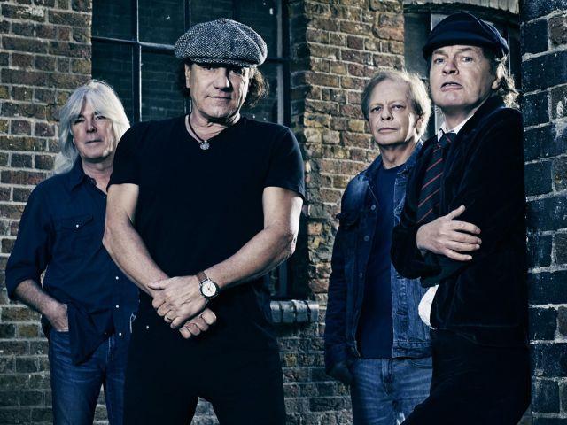 Die Band AC/DC., Foto: AC/DC