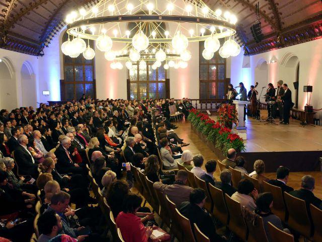 Impressionen zum PhönixPreis 2015., Foto: Michael Nagy/Presseamt München