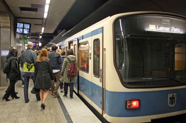 Gdl Streik München S-Bahn