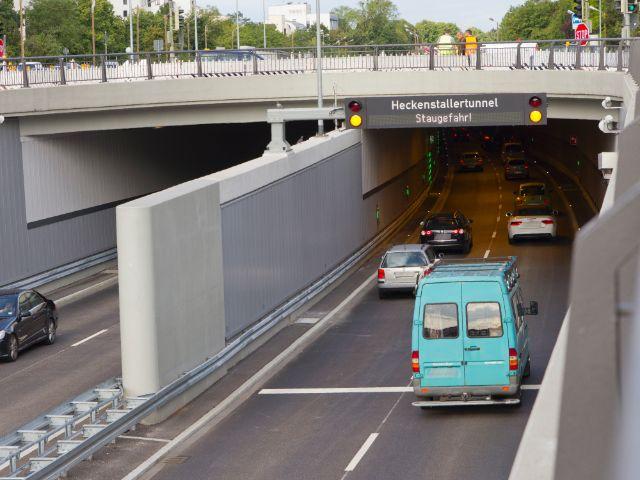 Heckenstallertunnel, Foto: Katy Spichal
