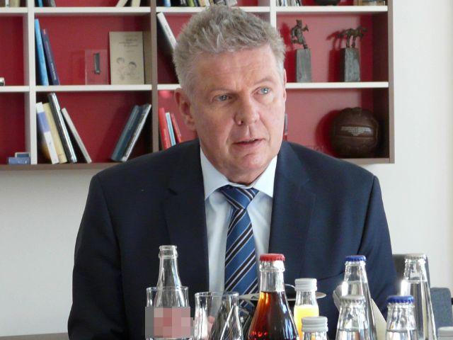 Oberbürgermeister Dieter Reiter, Foto: muenchen.de/Mark Read