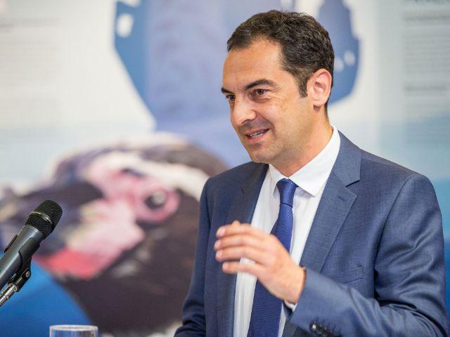 Rasem Baban, Direktor des Tierparks Hellabrunn, Foto: muenchen.de