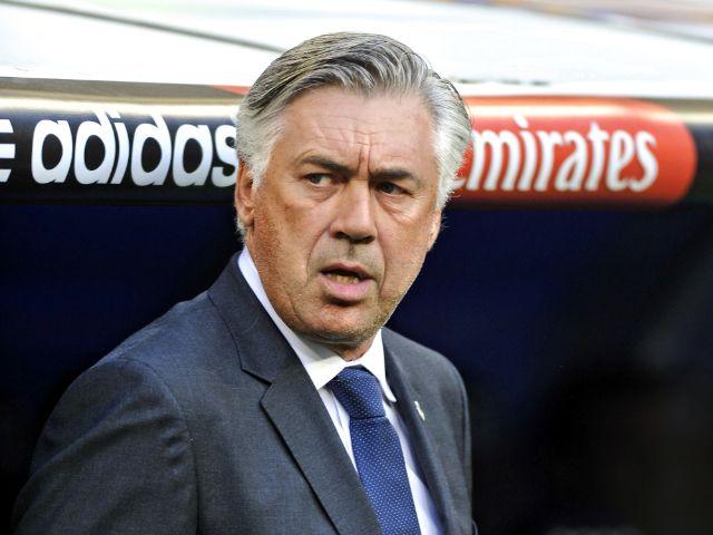 Startrainer Carlo Ancelotti