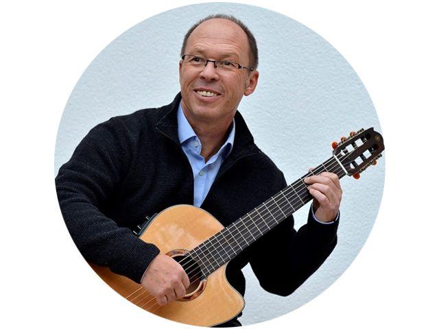 Werner Heckmann, Inhaber von Musik Heckmann