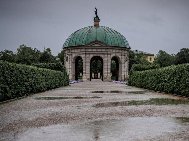 Der Hofgarten im Herbst, Foto: Rico Güttich