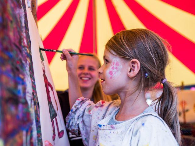 Lilalu Sommerferien-Programm, Foto: Mokati