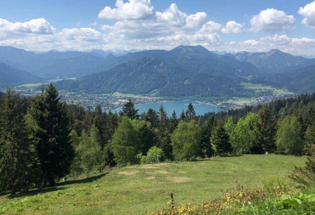 Prinzenweg Wanderung vom Schliersee zum Tegernsee, Foto: Emma Schellhammer