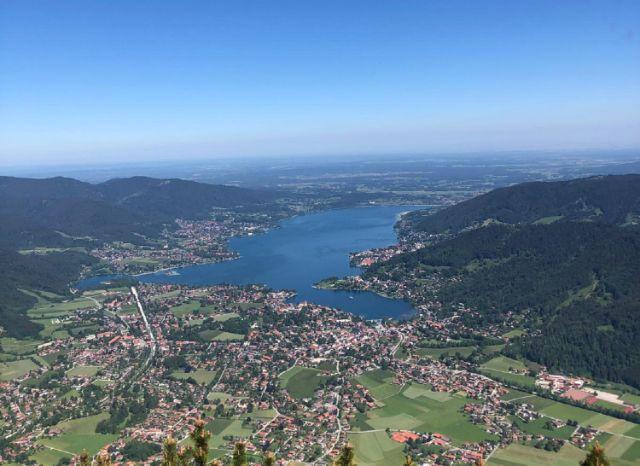 Wallberg Wanderung am Tegernsee, Foto: Emma Schellhammer