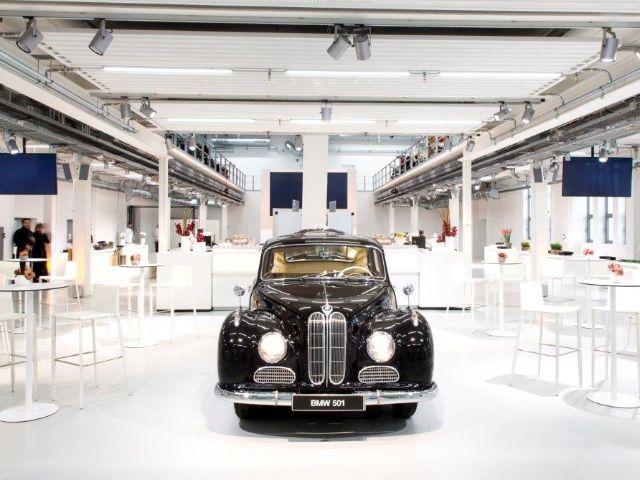 BMW Group Classic, Foto: BMW