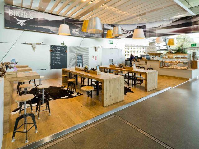 bmw welt restaurants und shops im offiziellen stadtportal von m nchen. Black Bedroom Furniture Sets. Home Design Ideas