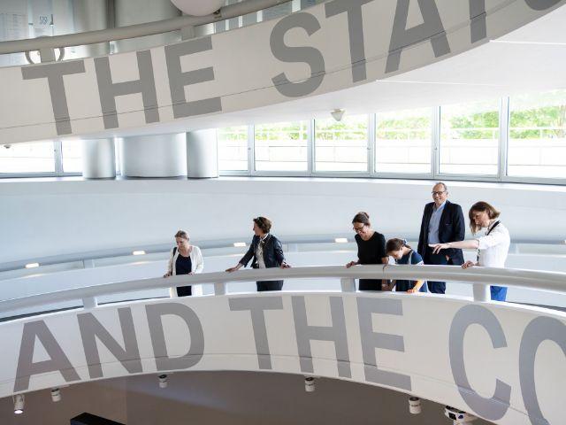 Führung durch das BMW Museum, Foto: BMW
