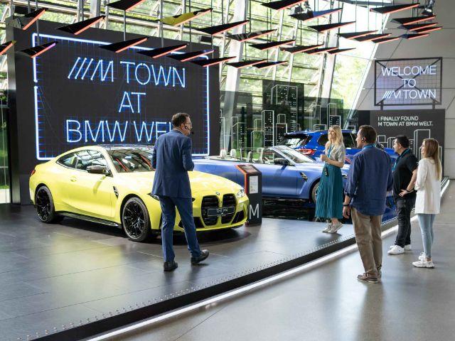 Führung durch die BMW Welt, Foto: BMW