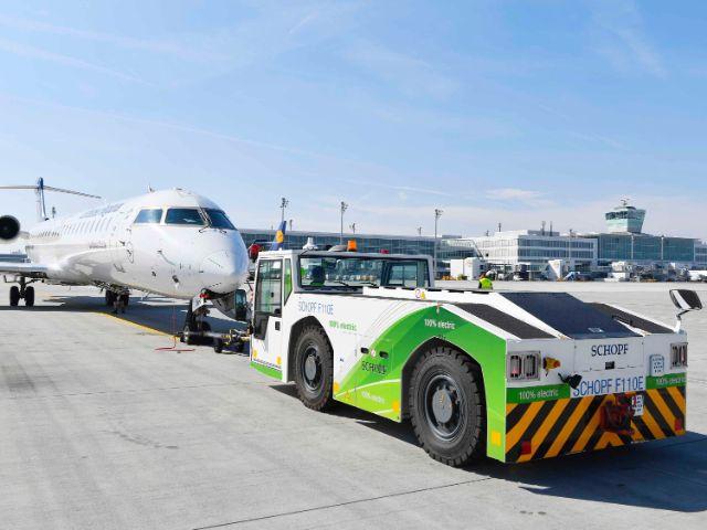 , Foto: Flughafen München