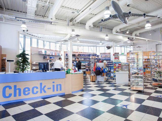 Souvenir Shop, Foto: Flughafen München