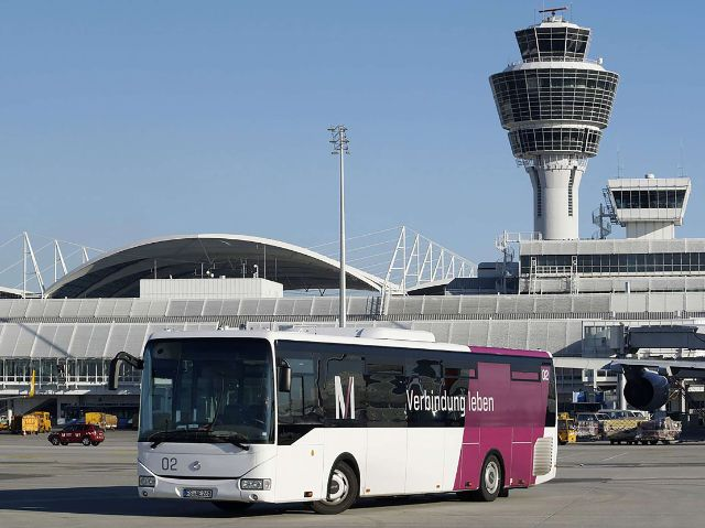 Airport Touren, Foto: Flughafen München