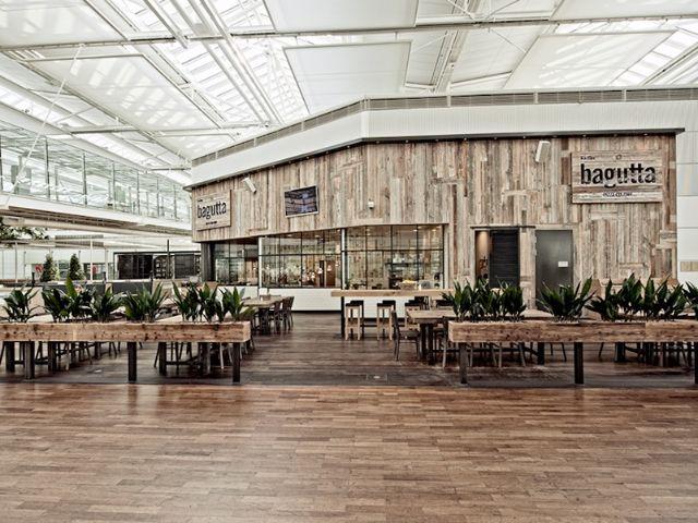 Bagutta am Flughafen München, Foto: Flughafen München