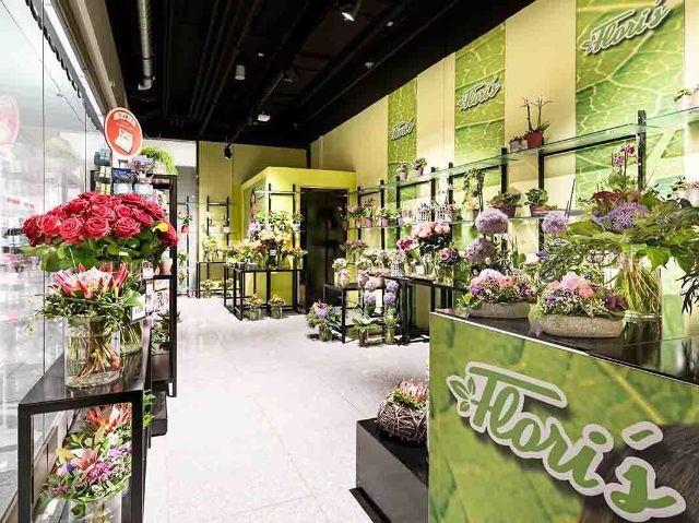 Flori's Flowershop am Flughafen München, Foto: Flughafen München